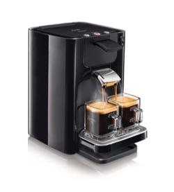 Cafetiere Senseo quadrante