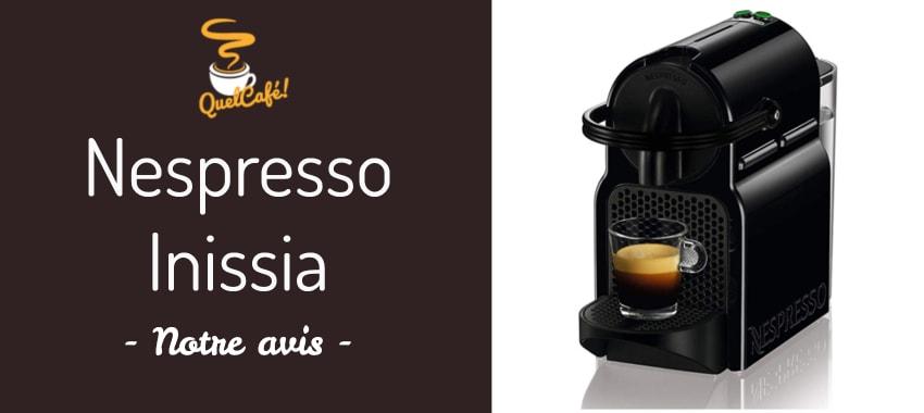 nespresso inissia delonghi
